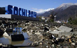 Sochi sigue sin estar lista a cinco días del comienzo de los Juegos