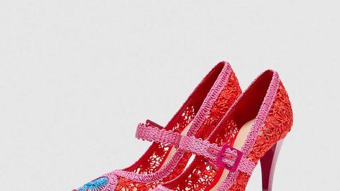 ¿Qué estrella de HBO se ha paseado por la alfombra roja con estos extraños zapatos de croché de Zara?