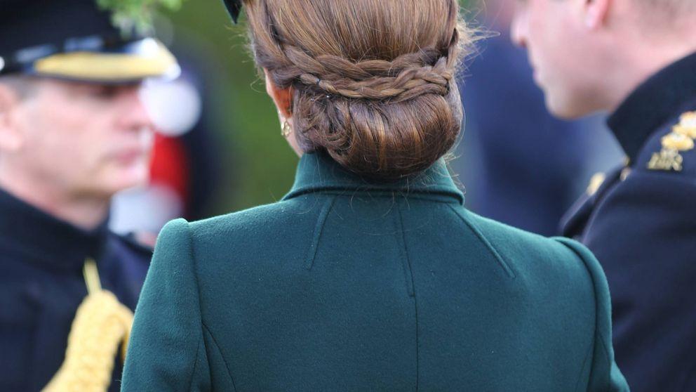 La imagen que demuestra que la duquesa de Cambridge no está embarazada