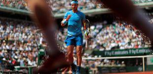 Post de Nadal reinventa su tenis para llegar a lo de siempre, ser favorito en Roland Garros
