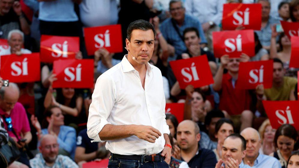 Foto: El líder del PSOE, Pedro Sánchez. (Reuters)