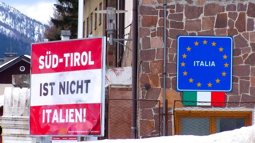 Guerra de pasaportes: Italia y Austria, enfrentadas por la minoría del Tirol del Sur