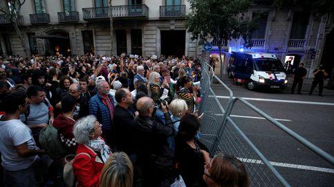 Siga en directo la marcha de los CDR hacia la delegación del Gobierno por la sentencia del 'procés'