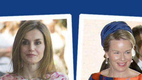 Estilo Real: los estampados toman los armarios de las reinas y princesas