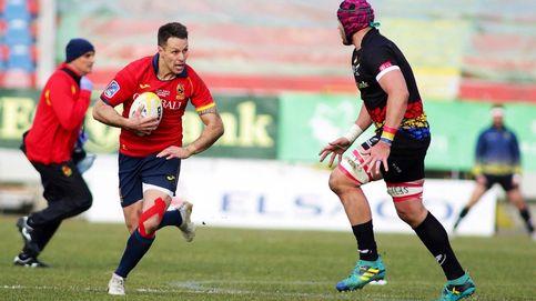 El físico de Rumanía es demasiado para la España de rugby: segunda derrota seguida