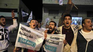 Árabes sin derecho a voto: la verdadera amenaza de Israel