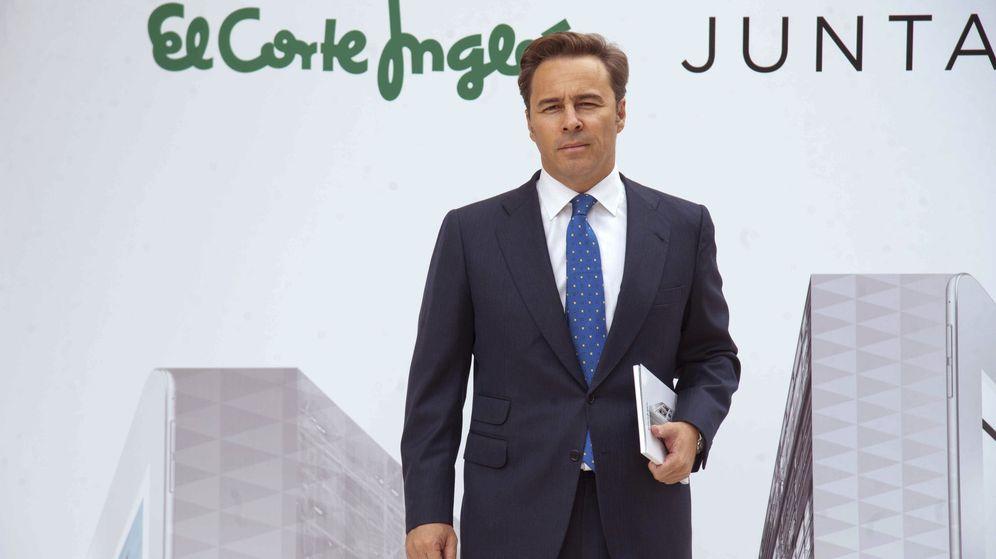 Foto: El expresidente de El Corte Inglés Dimas Gimeno. (EFE)