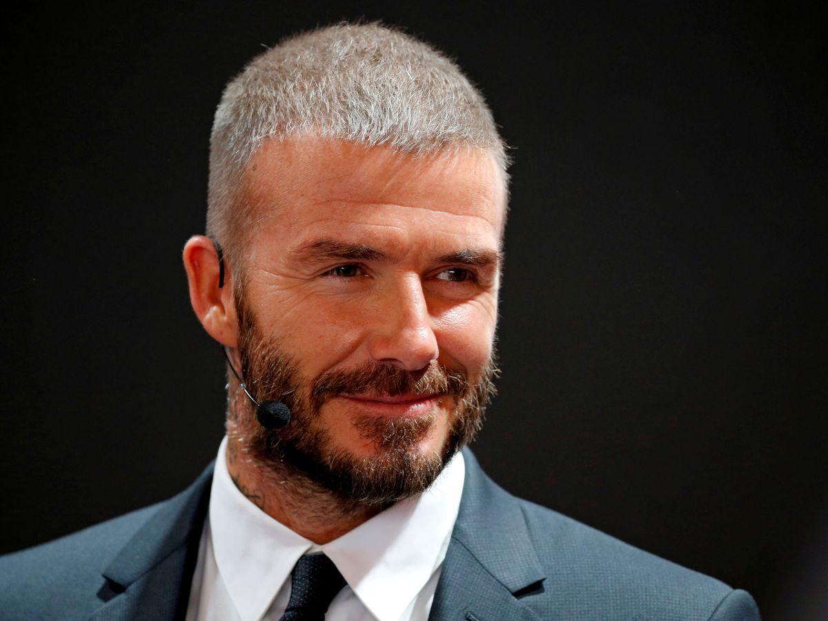 Foto: David Beckham, en una imagen de archivo. (Reuters)