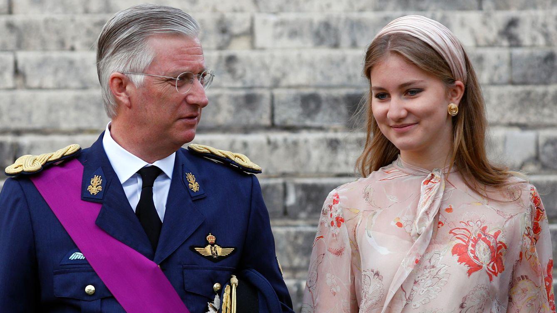 El incierto y misterioso futuro de Elisabeth de Bélgica, el 'espejo' de la princesa Leonor