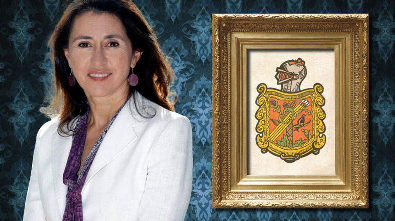 Gela Alarcó, la ex de Rodrigo Rato, nueva baronesa consorte