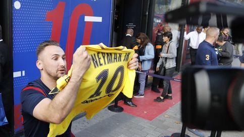 París enloquece con Neymar