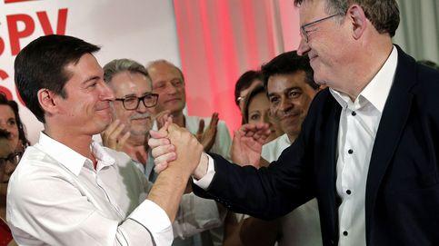Ferraz no siente un fracaso la derrota del candidato sanchista frente a Puig en Valencia