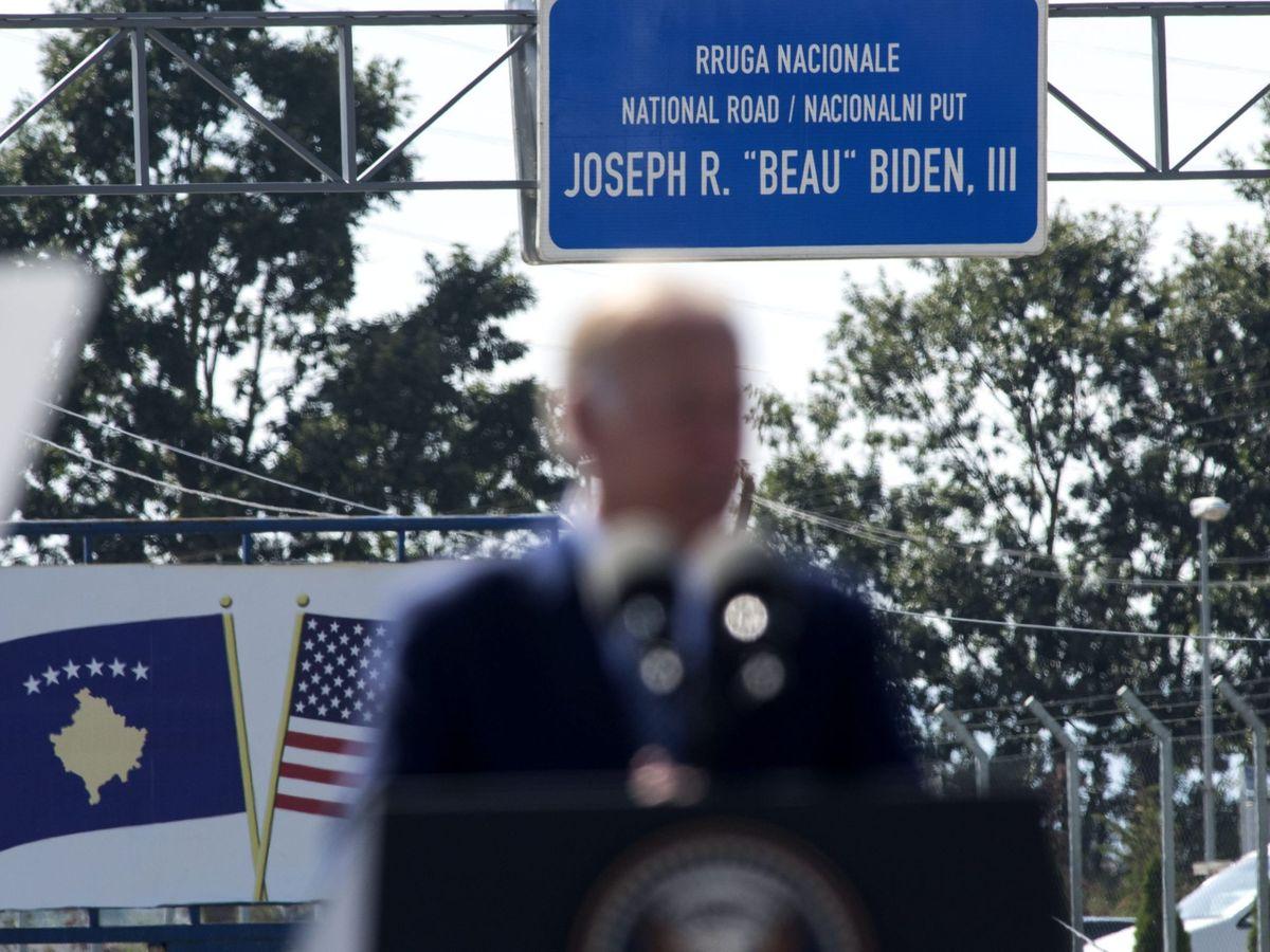 Foto: Joe Biden, en una fotografía de archivo.