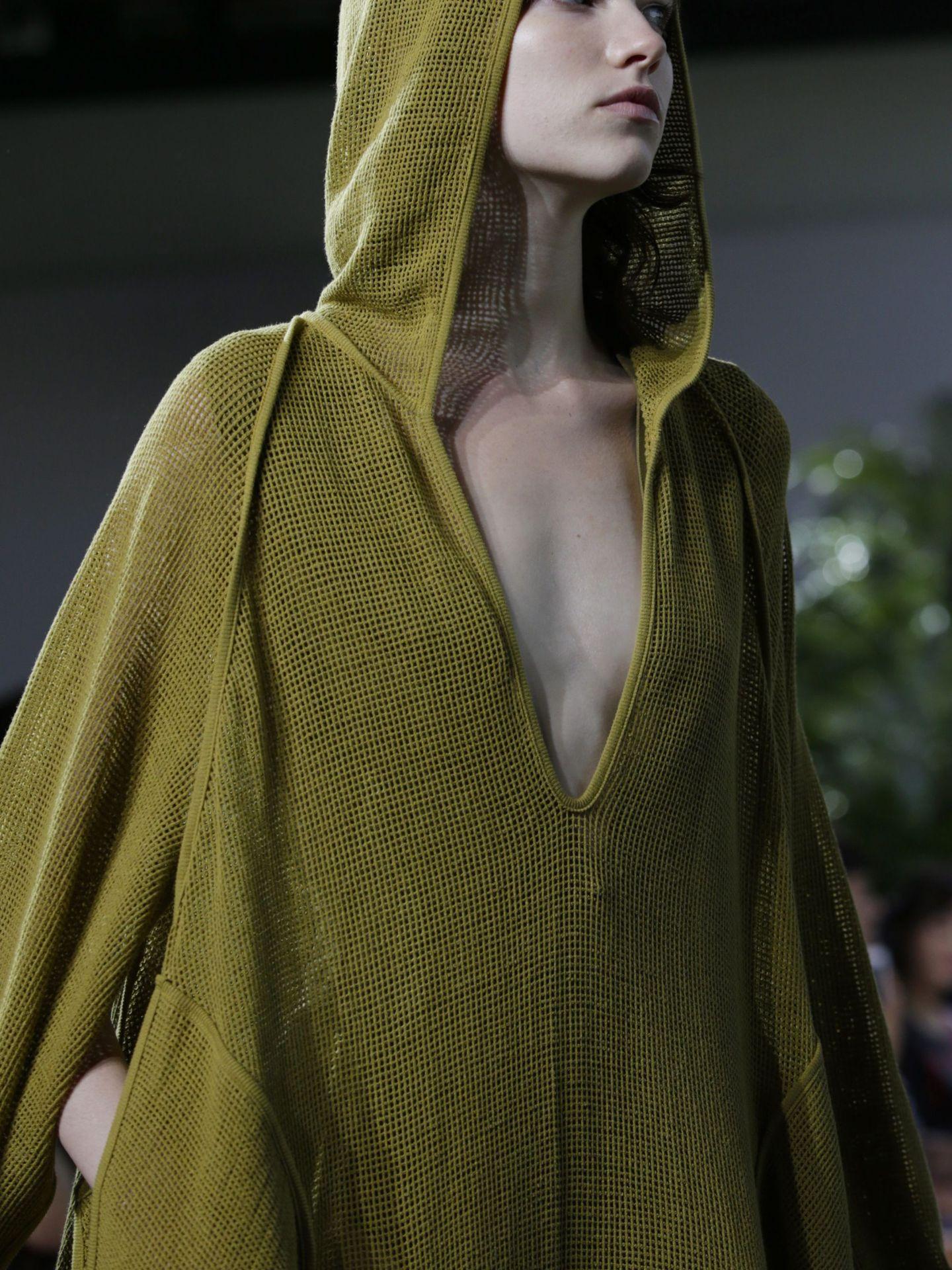 Colección de Lacoste de la Nueva York Fashion Week de 2017.