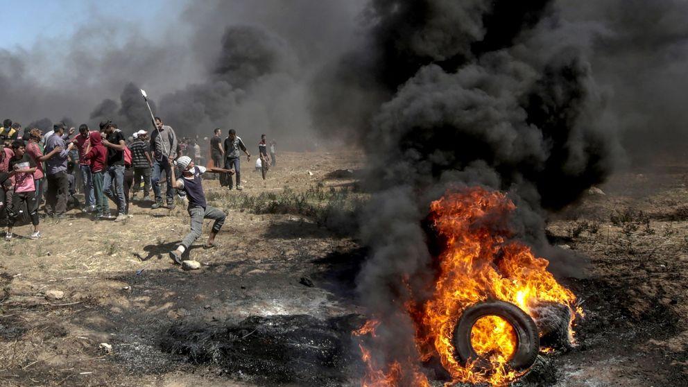 La ONU denuncia a Israel por 'matar de forma indiscriminada' en la protesta de Gaza