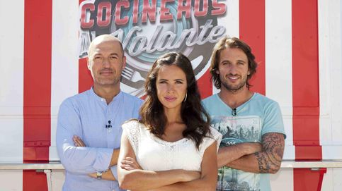 Los 'cocineros al volante' de Paula Prendes llegan con éxito a La 1