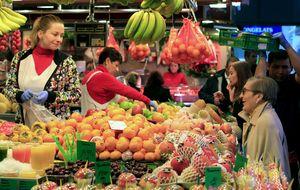 Las ventas del comercio minorista arrancan 2014 con una leve caída del 0,2%