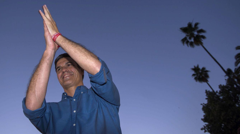 Pedro Sánchez, el líder triunfador con nervios de acero y piel de rinoceronte