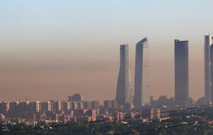 Buscador de puntos contaminantes: las ciudades sobrepasan los límites