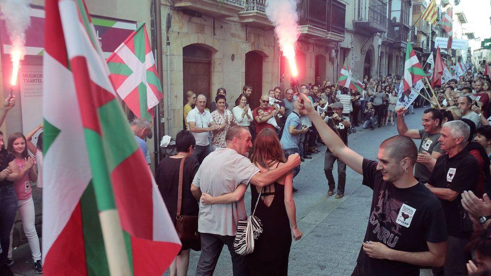 PNV, PSE, Podemos y PP piden acabar con los 'ongi etorri'... Pero cada uno a su manera