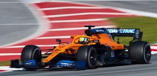 Post de Test de pretemporada de F1 en directo: Vettel manda y McLaren deja una gran imagen