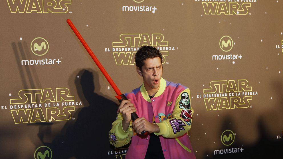 El universo de 'Star Wars' toma Madrid en su estreno en España