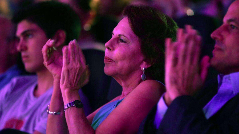 Patricia Llosa, en 2016. (EFE)