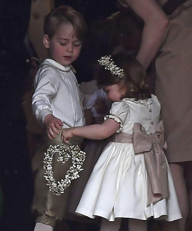 Foto: Los príncipes George y Charlotte de Cambridge. (Gtres)