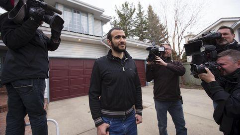 Canadá pagará 8 millones al preso más joven de Guantánamo