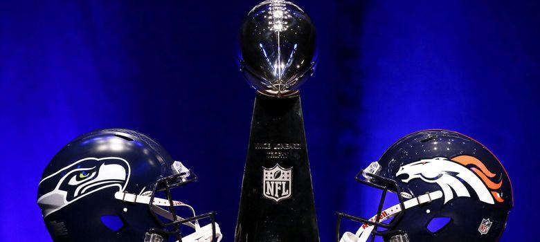 Foto: Los Seattle Seahawks y los Denver broncos se jugarán el título de la Super Bowl 2014.