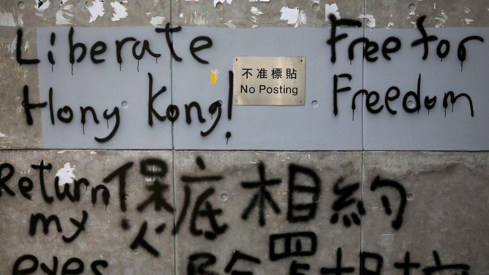 La crisis de Hong Kong despierta temores de ruina: Mis ingresos han bajado un 80%