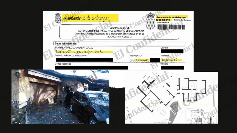 La última reforma del chalé de Iglesias y Montero: barbacoa, dormitorio y obras ocultas