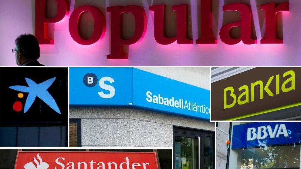 Los bancos creen que han tocado suelo... pero continúan con los despidos