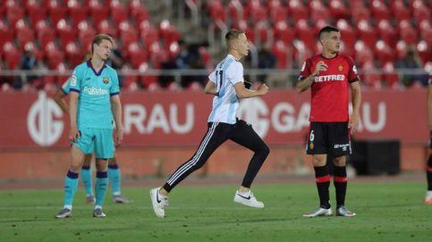 El estrés de Javier Tebas: de las barbacoas al espontáneo de Mallorca a la caza de Messi