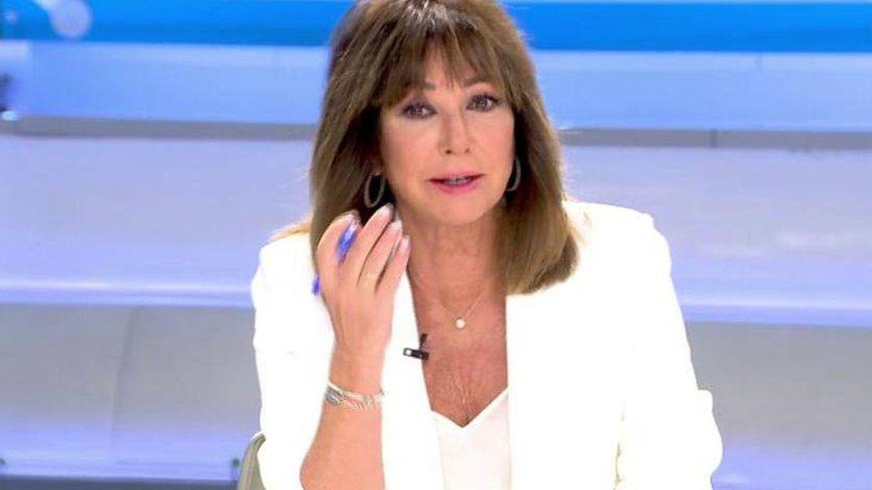 La presentadora Ana Rosa Quintana. (Mediaset)