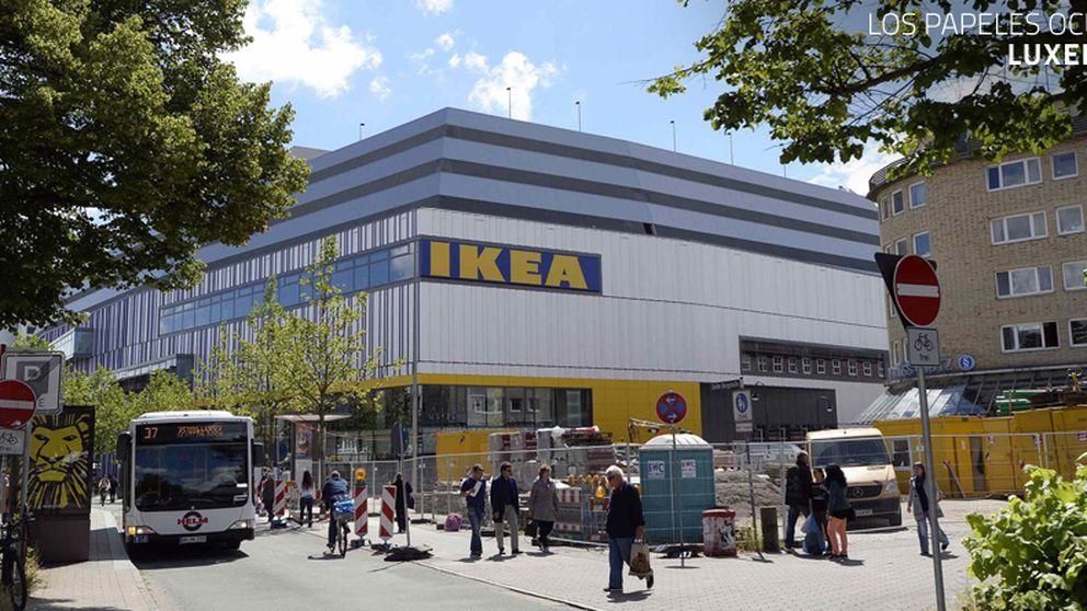 De Luxemburgo a las Antillas: la red de Ikea para pagar menos