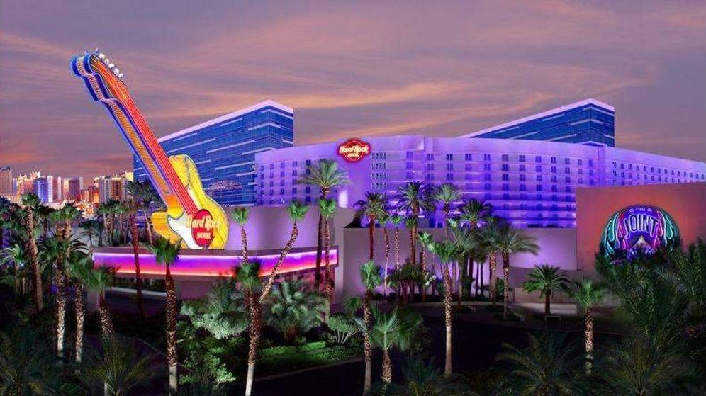 Foto: Imagen de cómo será el Hard Rock Entertainment World.