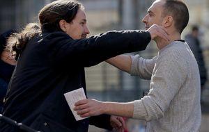 Pablo Iglesias pierde su pulso contra las bases en Madrid