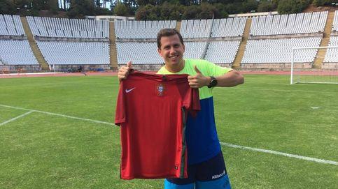 El penalti a lo panenka de Paquito Navarro en el Portugal Padel Master