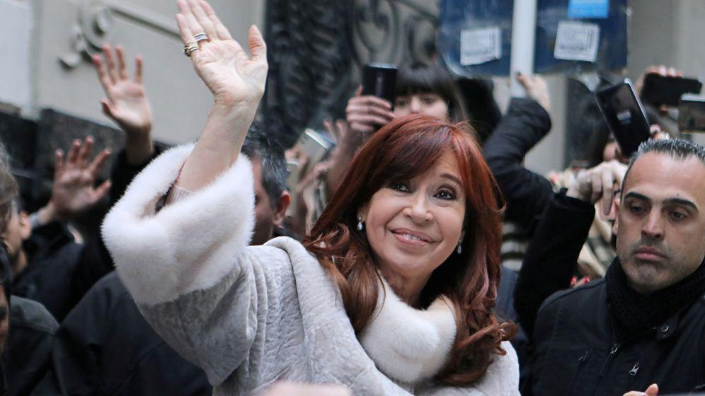 Foto: Cristina Kirchner. (Reuters)