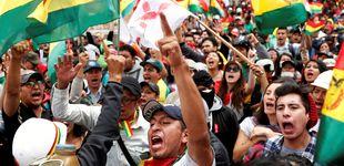Post de Evo Morales cede y convocará nuevas elecciones por las denuncias de fraude