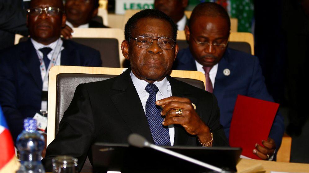 Foto: Al hijo de Teodoro Obiang, presidente de Guinea Ecuatorial, le confiscaron vehículos por valor de 25 millones. (Reuters)