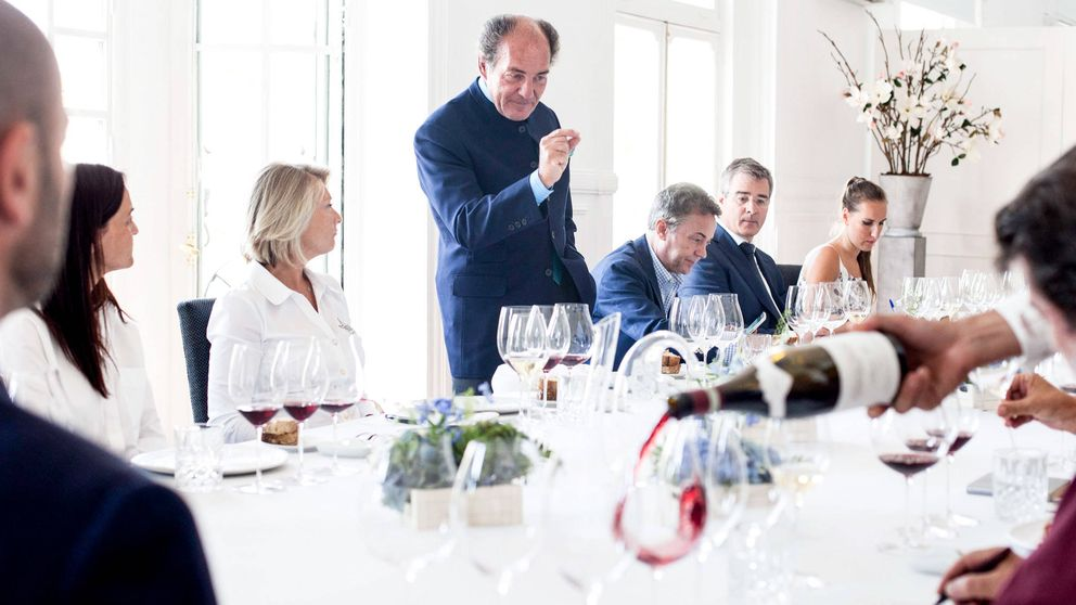Riedel, el cristal que hace al vino
