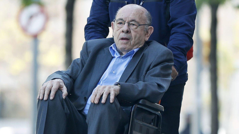 El expresidente del Palau de la Música Fèlix Millet. (EFE)