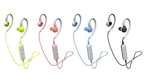 Pioneer presenta los E6, sus coloridos auriculares deportivos 'wireless'