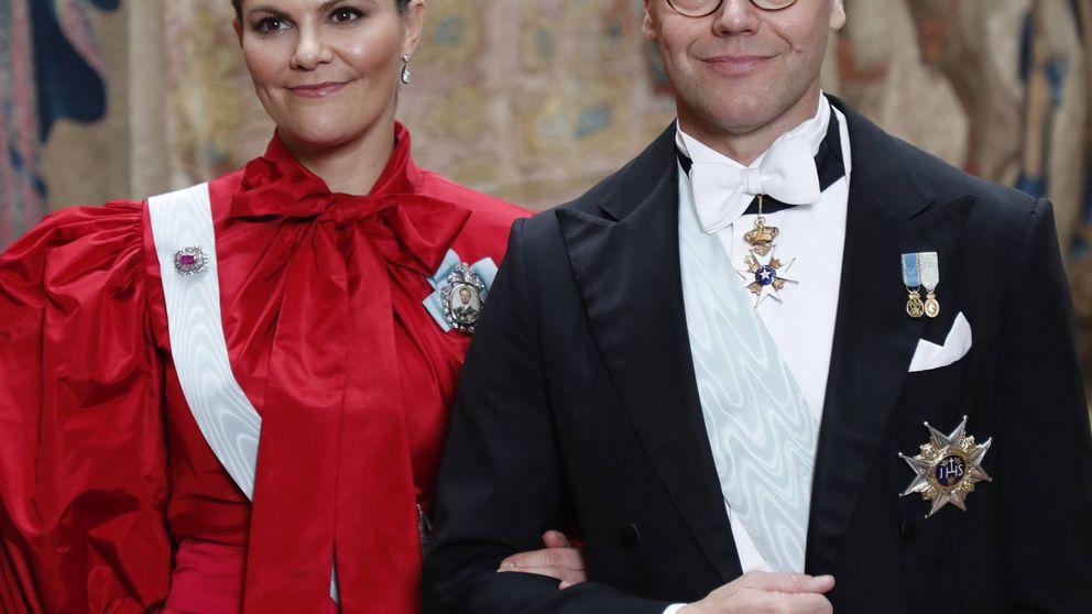 Y Victoria de Suecia vuelve a fallar: segunda cena de gala de los Nobel, segundo error