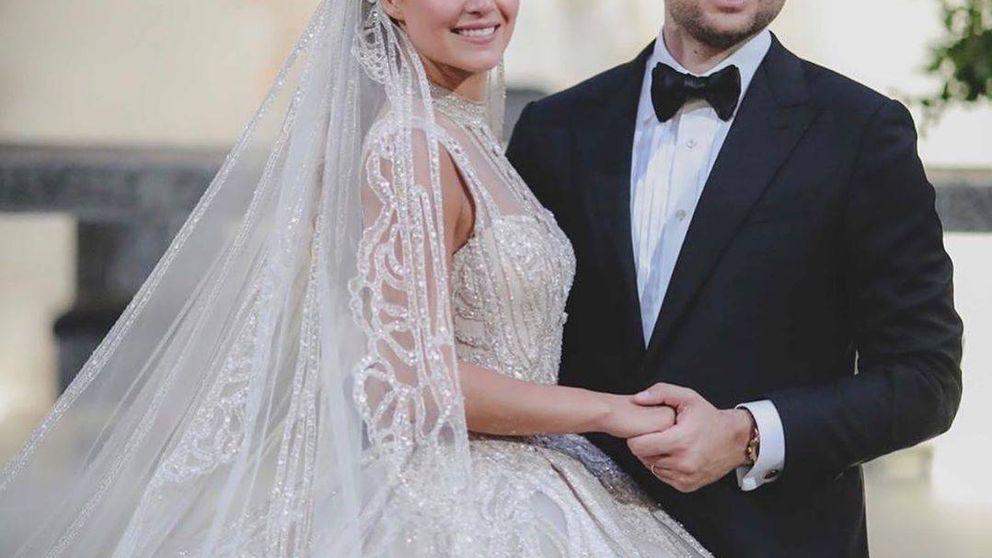 La ostentosa boda de tres días de Elie Saab Jr (y los impresionantes vestidos de la novia)