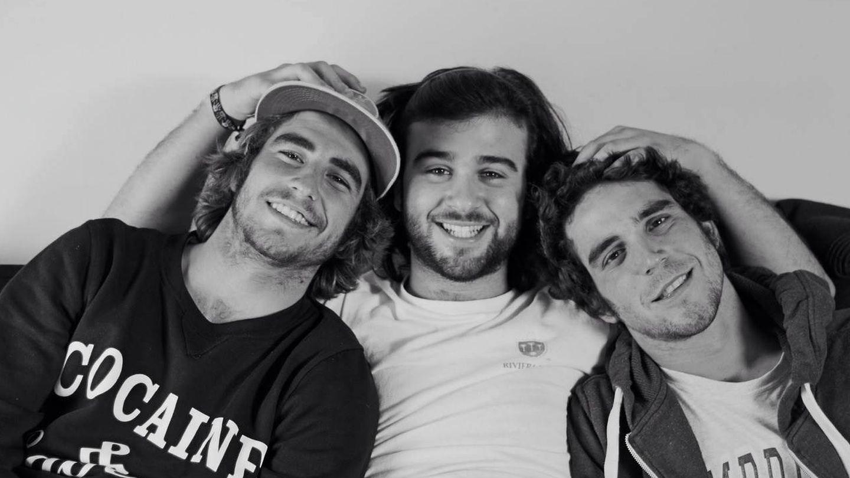 Los hermanos Cáceres. (Cortesía)