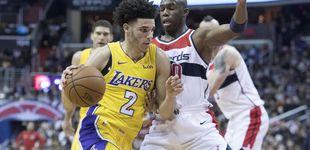 Post de Lonzo Ball, el hijo del gran bocazas de la NBA se balancea entre estrella o fiasco
