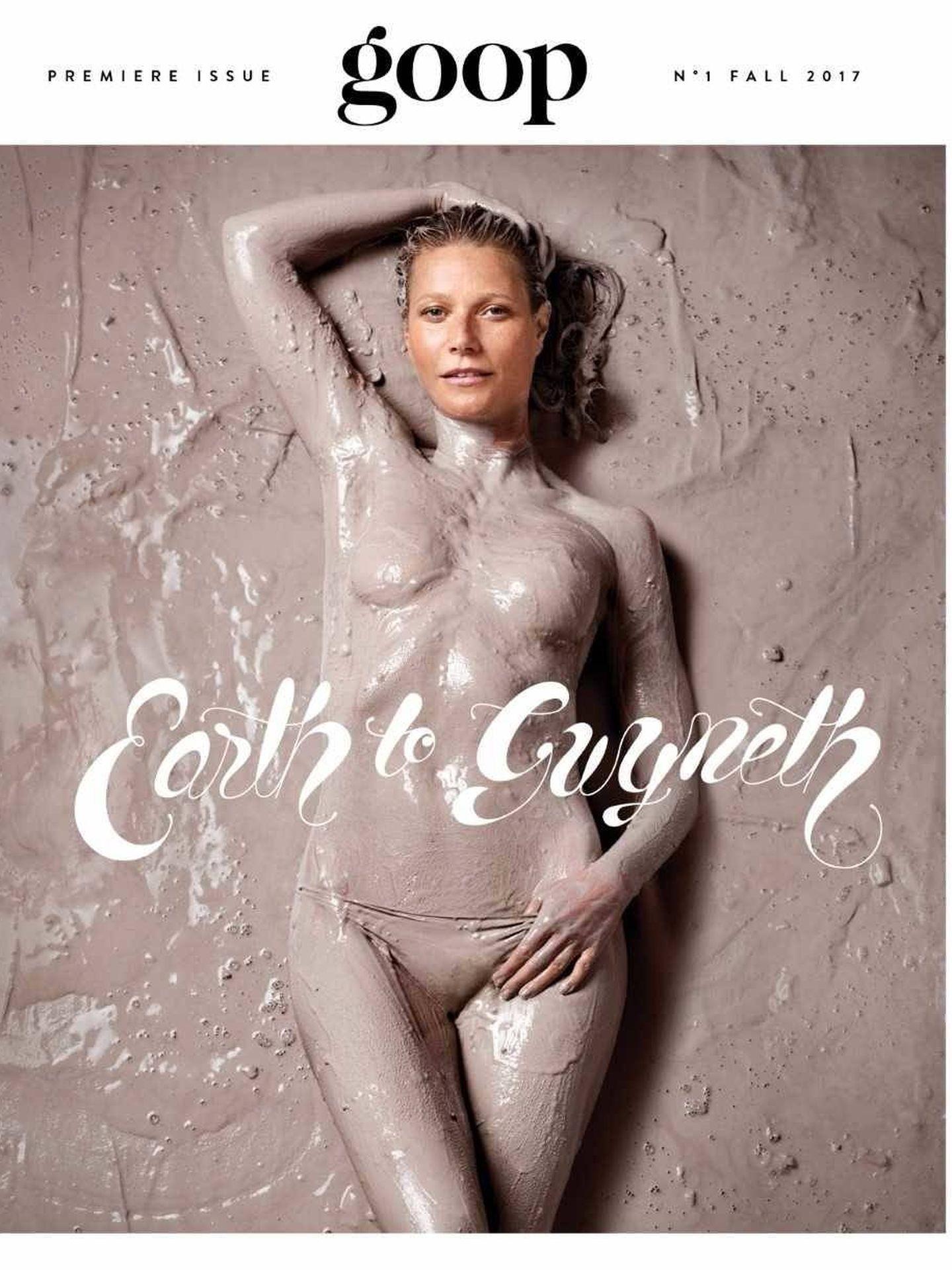 Gwyneth Paltrow para Goop.